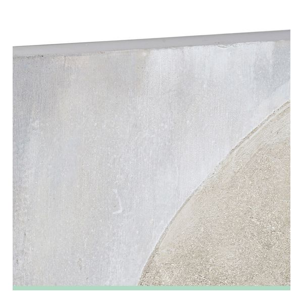 Pintura Dekodonia Buda Branco (2 pcs) (100 x 3 x 150 cm)