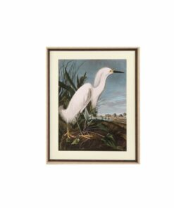 Pintura Dekodonia Vogel Oriental Emoldurada (70 x 3 x 88 cm)