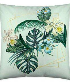 Capa de travesseiro Costura Toscana Tropic (50 x 50 cm)
