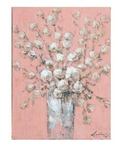 Pintura a Óleo Jarr (120 x 4 x 90 cm)