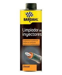 Produto de Limpeza para Injetores Gasóleo Bardahl (300ml)