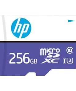 Cartão de Memória Micro SD com Adaptador HP HFUD 256 GB