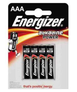 Pilhas Energizer 90081 LR03 AAA (4 uds)