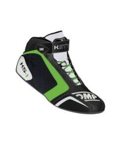 Botas de Corrida OMP MY2016 Preto (Tamanho 43)