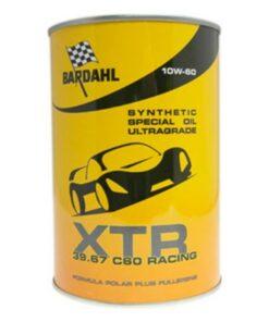 Óleo de Motor para Automóveis Bardahl XTR C60 SAE 10W 60 (1L)