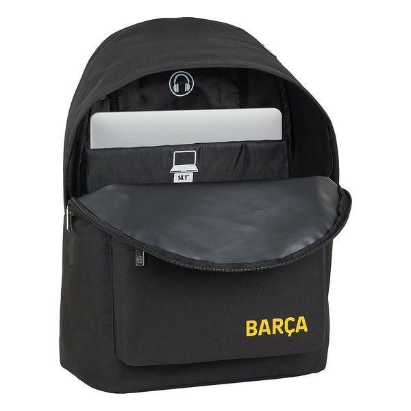 Mochila para notebook F.C. Barcelona 14,1'' Preto