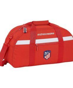 Saco de Desporto Atlético Madrid Branco Vermelho (20 L)
