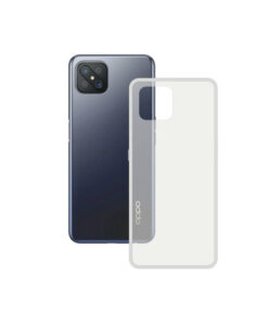 Capa Oppo Reno 4Z 5G Contact Flex TPU Transparente