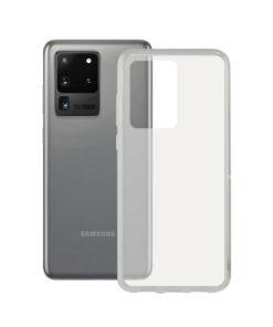 Capa para Telemóvel Galaxy S20 Ultra Contact TPU Transparente
