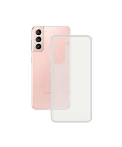 Capa Samsung Galaxy S21 KSIX Flex TPU Transparente