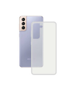 Capa Samsung Galaxy S21 Plus KSIX Flex TPU Transparente
