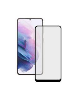 Protetor de Ecrã Vidro Temperado Samsung Galaxy S21 Plus KSIX Transparente