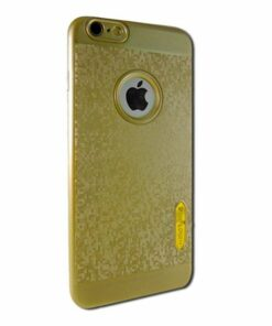 Capa para Telemóvel iPhone 5 / SE ONE 192729 TPU Dourado