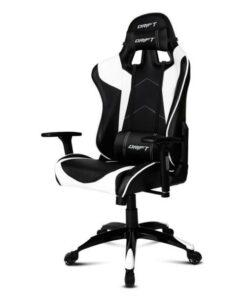 Cadeira de Gaming DRIFT DR300BW Branco/Preto