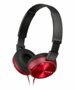 Auriculares de Diadema Sony MDRZX310APR 98 dB Vermelho