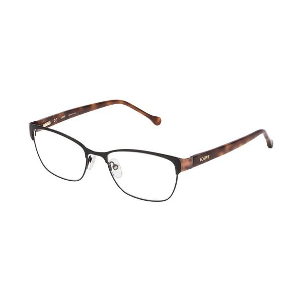 Armação de Óculos Feminino Loewe VLW483M530Q81 Preto (ø 53 mm)