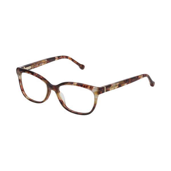 Armação de Óculos Feminino Loewe VLWA23M520T94 Amarelo (ø 52 mm)