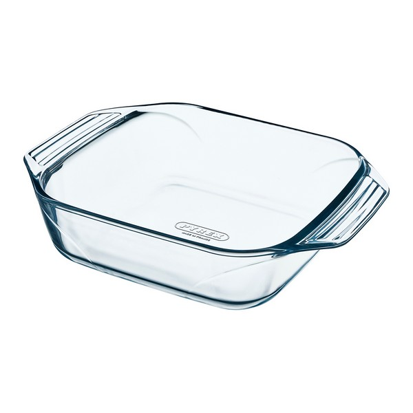Travessa para o Forno Pyrex Irresistible Transparente Vidro (29 x 23 cm)