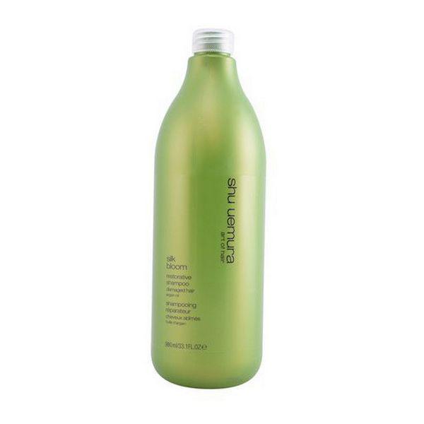 Champô Reparador Silk Bloom Shu Uemura (980 ml)