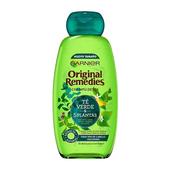 Champô Revitalizante Original Remedies Garnier (300 ml)