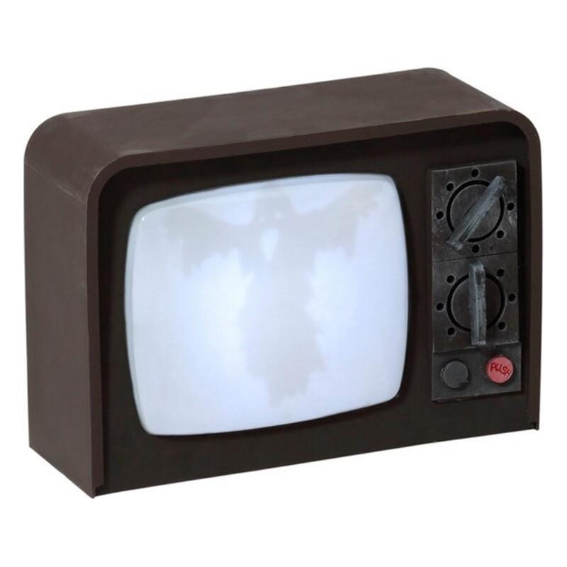 Decoração para Halloween Televisão