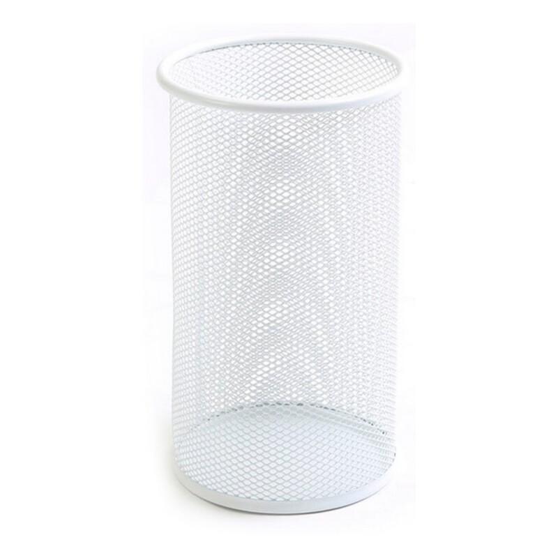 Recipiente para Utensílios de Cozinha Confortime Branco (ø 12 x 20 cm)
